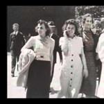 Rejtélyes videó 1938-ból: hogy került mobil egy nő kezébe?