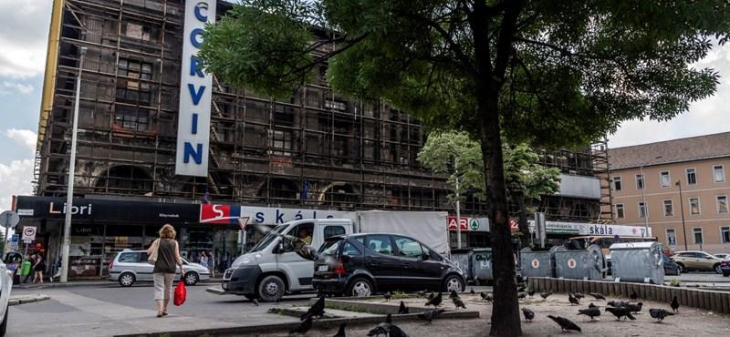 Blaha felújítása: WC az aluljáróban, több fa és és új épület a téren - látványtervek