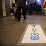 Elgázolt egy férfit a metró a Gyöngyösi utcánál