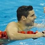 Kis Gergő fantasztikus hajrája bronzérmet ért az úszó-vb-n