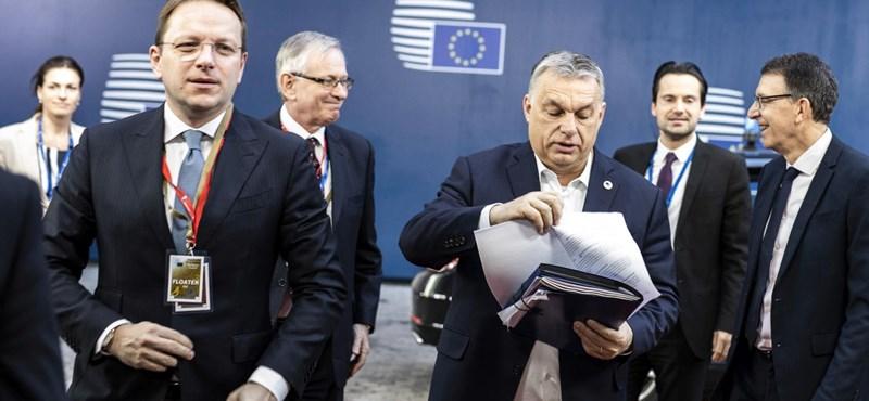 Jövő csütörtökön hallgatja meg Várhelyi Olivért az EP