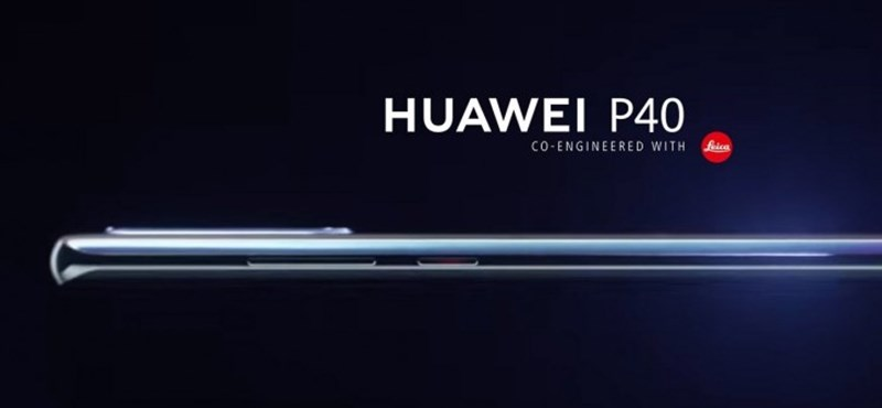 Szürreális bemutatón tapogathatták a Huawei új telefonját az újságírók