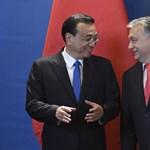 Udvariasságból pazarul vizsgázott a kínai kormányfő, a szívét is beleadta