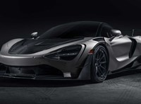 3D-nyomtatással tuningolt 900 lóerős McLaren érkezett