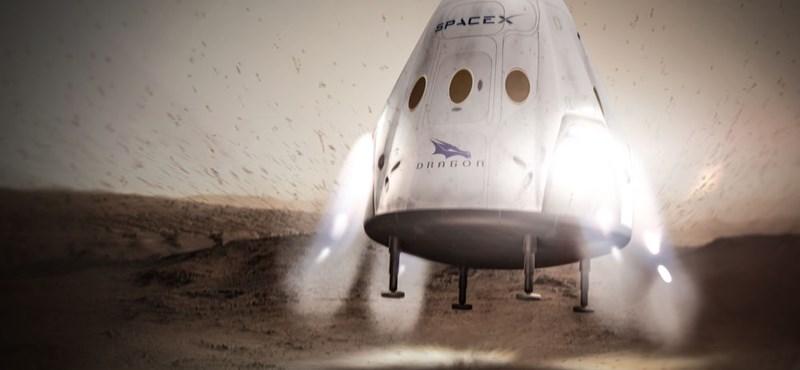 Ilyen még nem volt: utazást nyerhet a Marsra retweetelésért