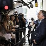 Orbán: Sargentini-jelentés? Azon mindenki csak nevet