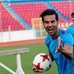 Két iráni futballista bukta a Vb-t, mert pályára léptek egy izraeli csapat ellen