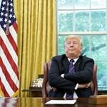 Nem állta ki a próbát Trump acélkerítése