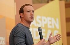 Mark Zuckerberg: Nem a közösségi média a társadalmi megosztottság okozója