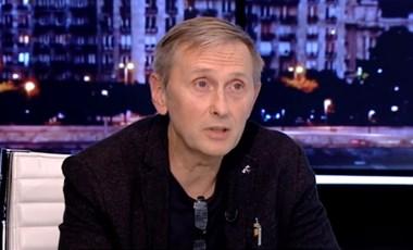 Bagossy László: Az SZFE-hallgatók egy kis köztársaságot hoztak létre