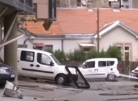 Meghalt egy ember egy belgrádi robbanásban