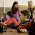 Ilyen tesztet kell megírniuk a 2014-es középiskolai felvételin a diákoknak
