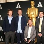 Csak a gála vége felé jön a magyaroknak fontos rész az Oscaron
