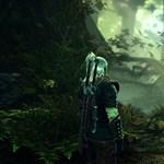 Aranylemezen a Withcer 2 Xbox változat