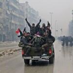 Állítólag leállt Aleppó evakuálása