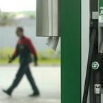 16 forinttal lesz drágább a 400 forintos gázolaj