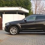 Nem kell az álszerénység – BMW X6 xDrive30d teszt