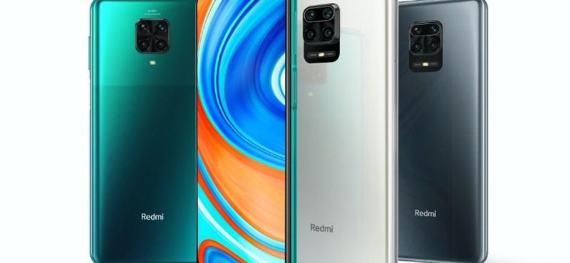 Két új, jó árú Redmi telefon érkezett, itt a Note 9 és a Note 9 Pro