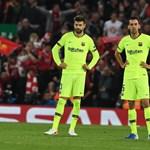 Több mint 10 focista távozhat a BL-elődöntőt elbukó Barcából