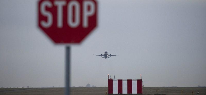 5 másodpercen és 100 méteren múlt, hogy nem ütközött össze két repülőgép