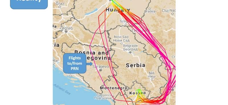 """Magyarország marad a koszovói légtér """"ura"""""""