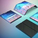 Még nem is árulják a Galaxy Foldot, de már újabb Samsung összehajtható telefonokról hallani