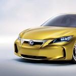 A Lexus gyomrost adna a Tesla Model 3-nak