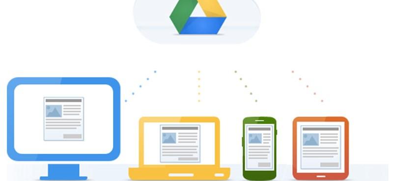 3 apró, de praktikus újdonság jött a Google Drive-ba