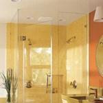 Kicsi a fürdőszoba? Vessen be optikai trükköket! (fotókkal)