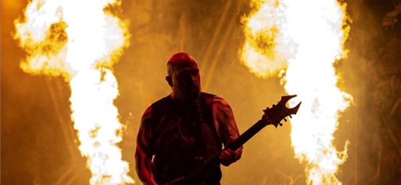 Éjmélyből fölzengő - ez volt a Slayer búcsúkoncertje Budapesten