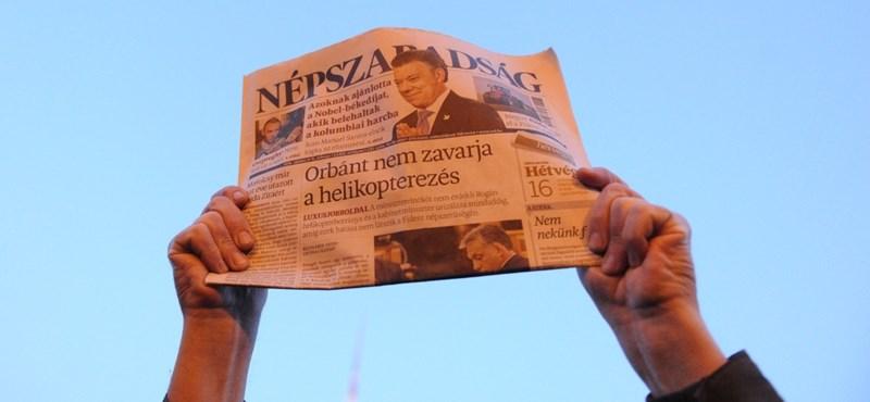 Szanyi Tibor nyílt levélben reagált a HVG Népszabadságról szóló cikkére