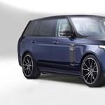 Ez egy 85 millió forintos Range Rover