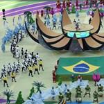 Elindult a foci-vb: Brazíliára figyel a világ - Nagyítás-fotógaléria
