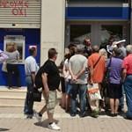 Görög válság: már humanitárius katasztrófát rebesgetnek