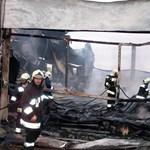 Porig égett a lakása - nem volt biztosítása Müller Atillának