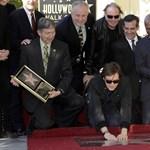 Fotók: Paul McCartney is kapott egy csillagot Hollywoodban