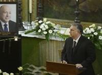 Feljelentették Orbánt a volt miskolci polgármester temetése miatt