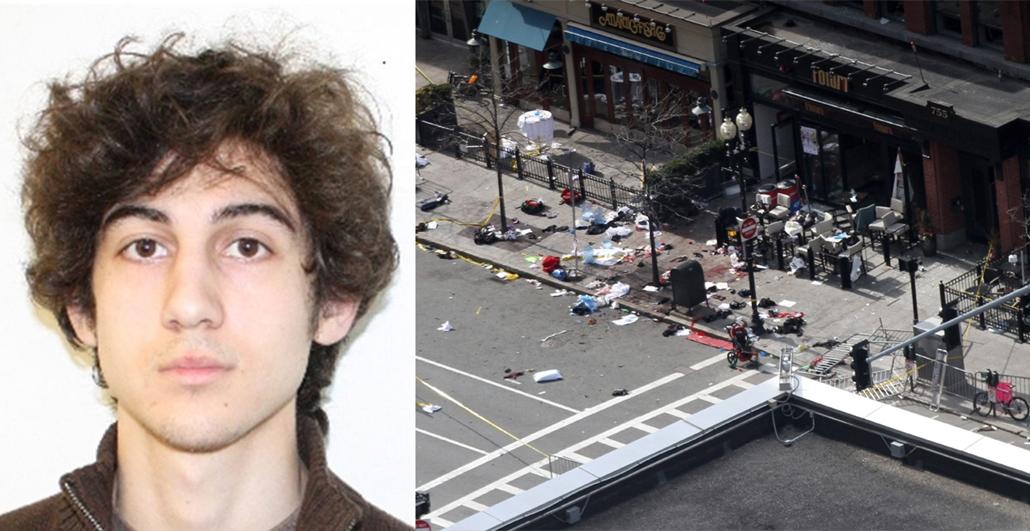 epa.13.04.15. - Boston, USA: robbantás a maraton után - bostoni maraton, bostoni robbantás - FBI által közreadott kép - Dzsohar Carnajev - a bostoni maraton célvonalánál elkövetett kettős pokolgépes merénylet vádlottja