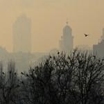 Szmogban fuldoklik Debrecen is, kiadták a riasztást