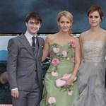 Íme, az utolsó Harry Potter film londoni premierjének képei