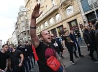 Harmincnégy embert jelentettek fel a Mi Hazánk tüntetésén, verekedés is volt utána