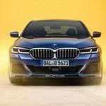 621 lóerős sportkombiként támad a megújult 5-ös BMW