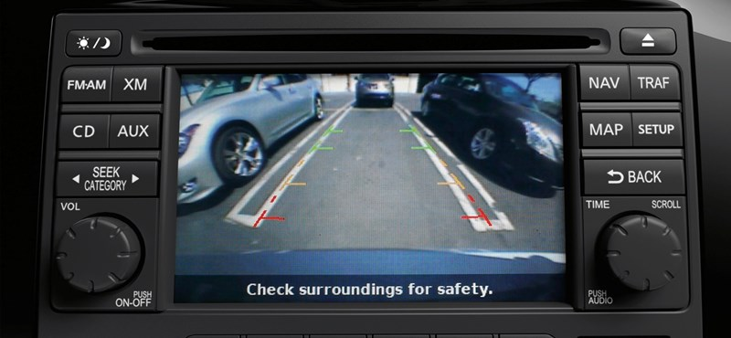 High-tech autós magasles: mit tudnak a 360-as kamerák?