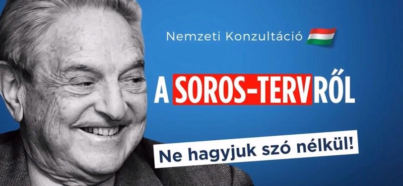 A Jobbik feljelentette Soros Györgyöt