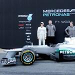 F1: Nem a leggyorsabb a kacsacsőrű Merci