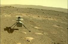 Műszaki hiba miatt elhalasztja a marsi drón reptetését a NASA