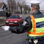 Újabb videón a somogyi rendőrök kedvenc bírságoló helye