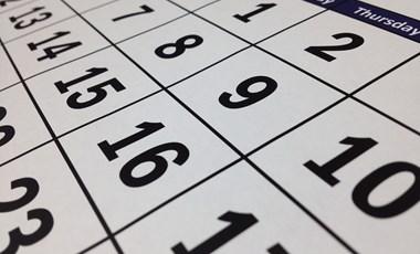 Leendő egyetemisták, figyelem! Itt vannak a legfontosabb dátumok