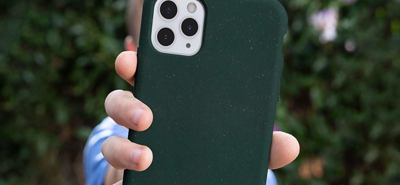 Ha ilyen tokot rak a telefonjára, egy kicsit a környezetet is védi
