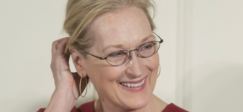 Meryl Streep kapja az életműdíjat a jövő évi Golden Globe-gálán